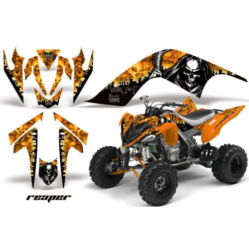 Графика для Yamaha Raptor 700 (Reaper)