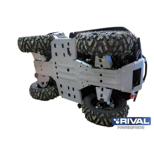Комплект AL защиты днища RM 650-1 (2015-)