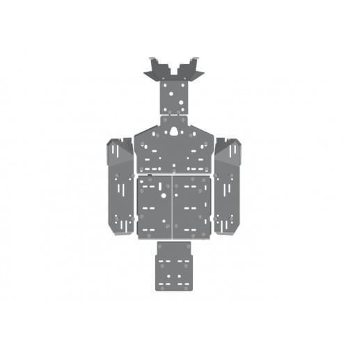 Комплект защиты днища для Can-Am Commander 1000 2015+